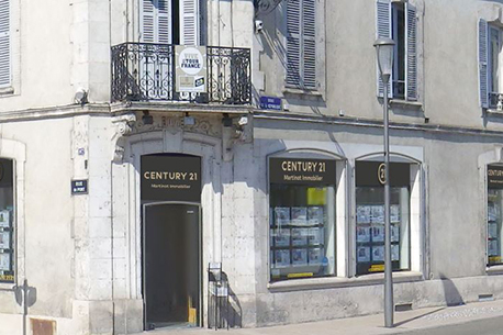 Agence immobilièreCENTURY 21 Martinot Immobilier, 89000 AUXERRE